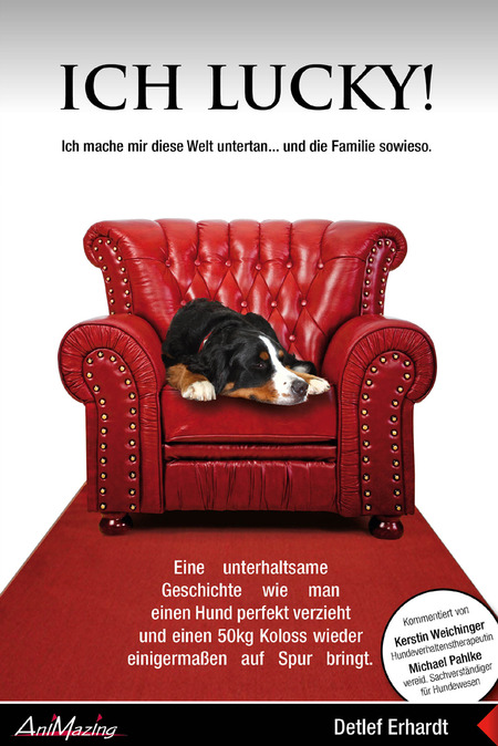 ICH, LUCKY! Cover